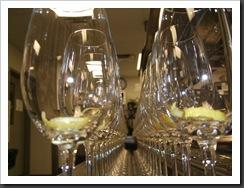 Capital Hotel glasses