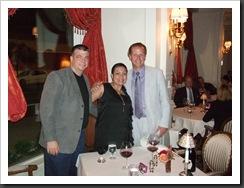 Capital Hotel Wine Dinner