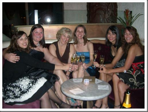 ladies at farallon