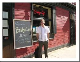 nyc mauro bridge cafe